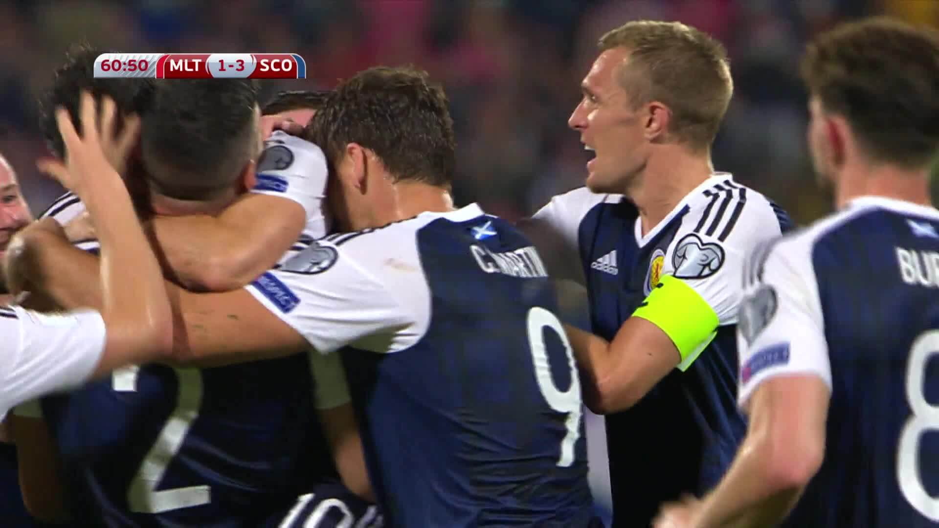 Шотландия — Словакия: прогноз на матч