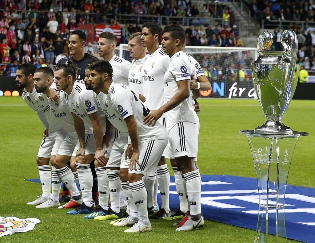 Ставки на матч Рома – Реал, Лига чемпионов 2018